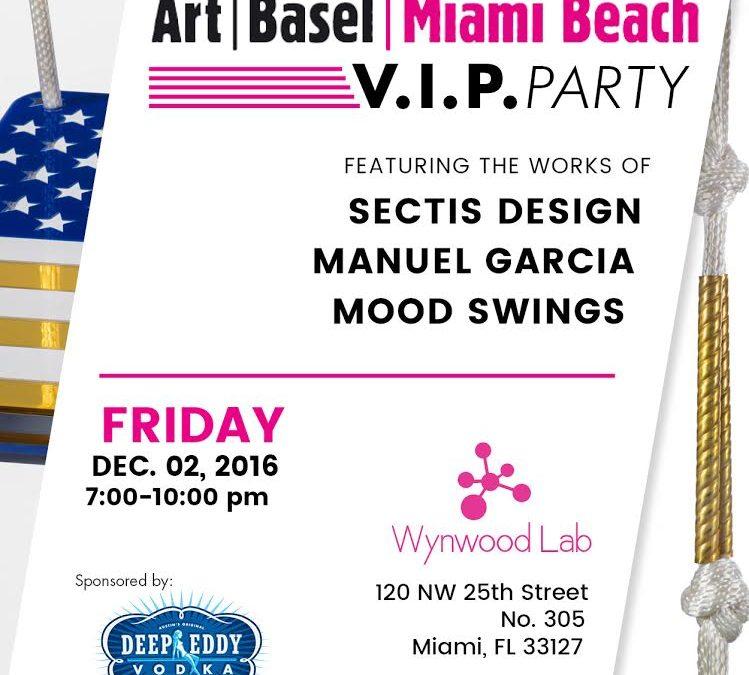 Art Basel Miami Beach V.I.P. Experience