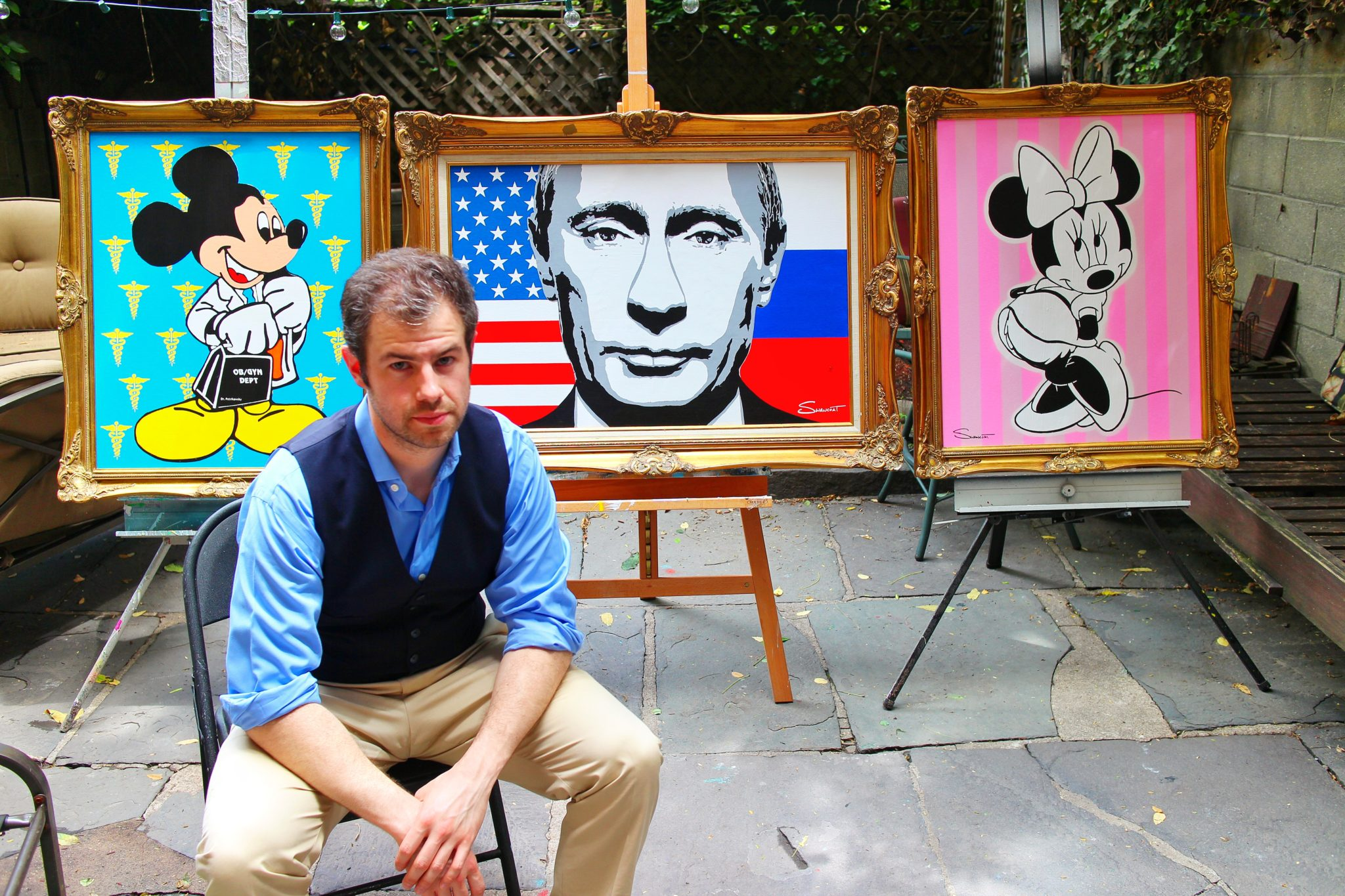 Steven Swancoat Discusses Vladimir Putin Collection: Lab Talk