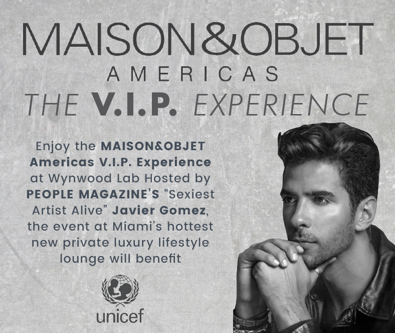 MAISON&OBJET – The V.I.P. Experience at Wynwood Lab sponsored by ELLE DÉCOR