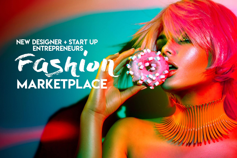 New Designers + Start Up Entrepreneurs Fashion Marketplace in Wynwood Miami